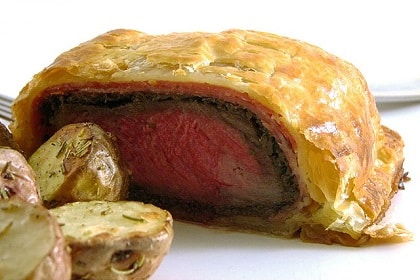 Bœuf Wellington